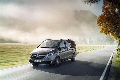Review Mercedes V Class by 2020 Mercedes V Class Review Autoevolution