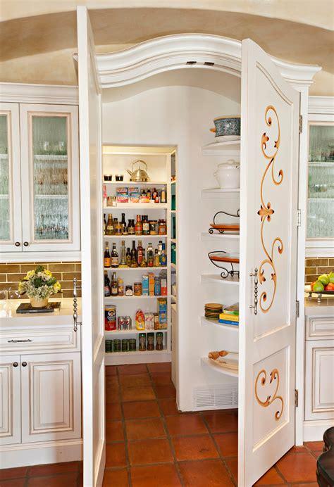 cool kitchen pantry design ideas
