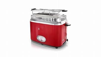 Toasters Hobbs Russell Toaster Slice Stainless Steel