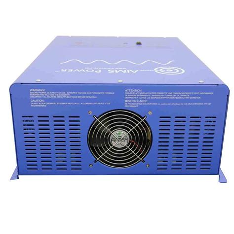 We reviewed this unit by keeping the professional contractors in westinghouse wpro12000 ultra duty industrial generator details. AIMS Power 4000 WATT Pure SINE Inverter