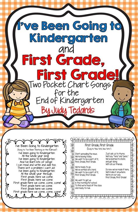 end of the year kindergarten songs two pocket chart songs 160   0e9f8f9e5e3e86ba3fa5aaa398e7ec1e