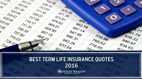 Ratehub compares the best life insurance quotes from over 20 of canada's most trusted life insurance companies. Best Term Life Insurance Quotes 2016 - Sample Rates & Tips