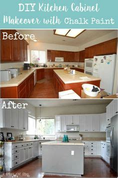 sloan kitchen cabinet makeover painted kitchen cabinets using grey chalk paint by 7451