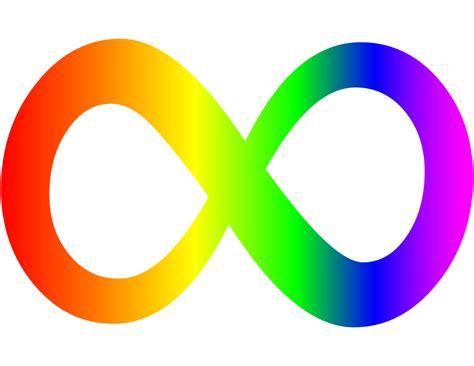 Autism Spectrum Infinity Awareness Symbol.svg