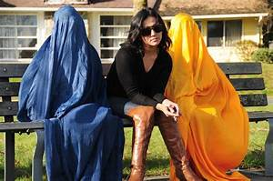 Bill Would Place Restrictions On Muslim Burkas In Georgia ...
