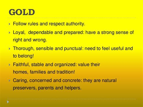 what does the color yellow represent gold color psychology gold meaning personality