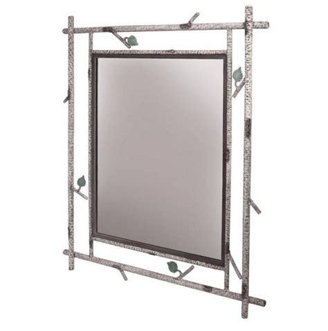 Wrought Iron Bathroom Mirror by 20 Best Of Black Wrought Iron Mirrors