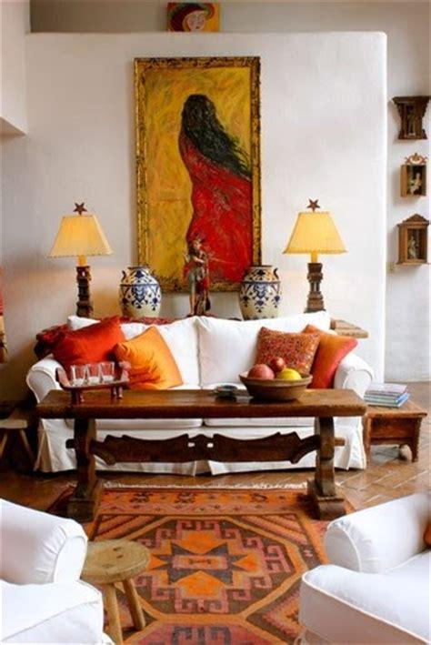 spanish style interiors