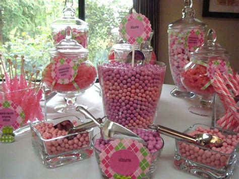 ideas for baby shower decorations pink baby shower favors ideas