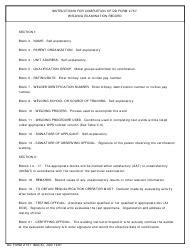 DD Form 2757 Download Fillable PDF or Fill Online Welding