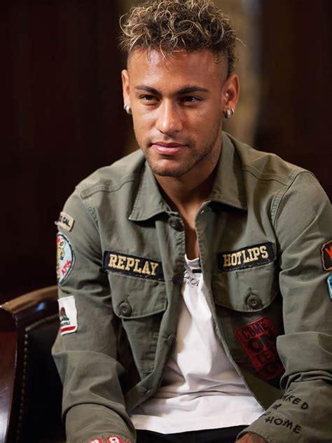 popular  trendy neymar haircut inspirations