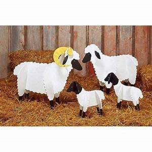 sheep paper plan creche39 festival pinterest ps With cardboard sheep template