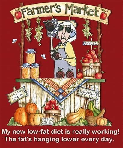 Maxine Diet Funny Fat Low Hanging Fall