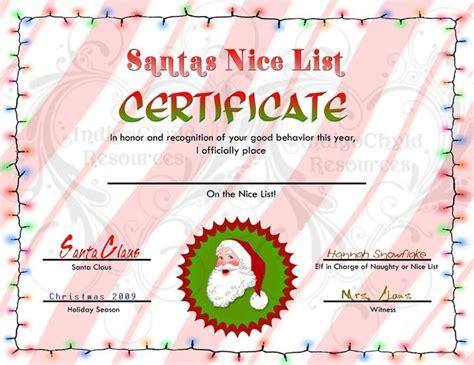 printable santa letters  certificates agcguru