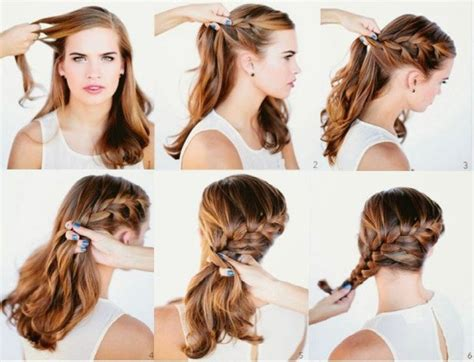 15 Easy Side Hairstyles You Can Try To Do Wedding Party Hairstyles Videos Gq Fall Haircut Popular Names Summer Hair Gets Lighter Tumblr Grey Help Christmas Diy Long Haircuts Chunky Layers Lavender Tint