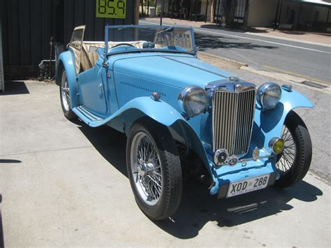 1948 MG TC - Collectable Classic Cars