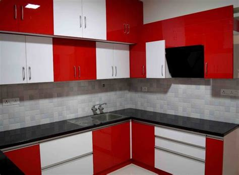 Kitchen Design Quotation by 7 Finishes To Choose From For Your Modular Kitchen
