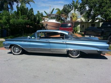 Buy Used Strong Running 1960 Buick Electra 225 In Pompano