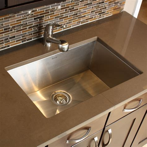 nantucket sinks pro series     radius large