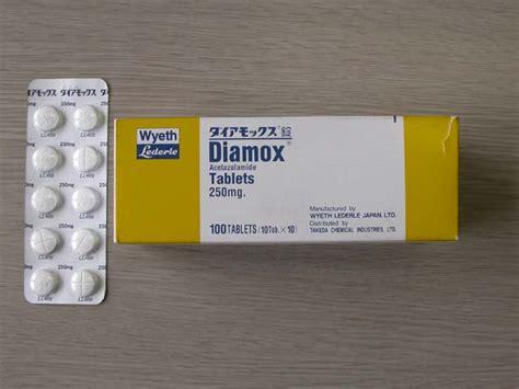 Diamox - patient information, description, dosage and