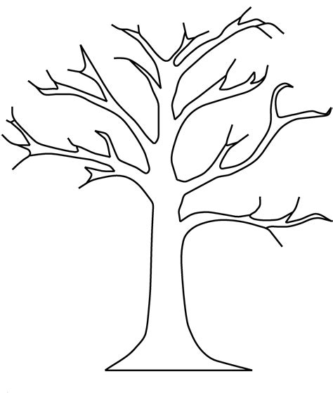 tree template  template collection clip art library