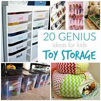 storage ideas for kids rooms 20 Genius Toy Storage Ideas for Kids Rooms
