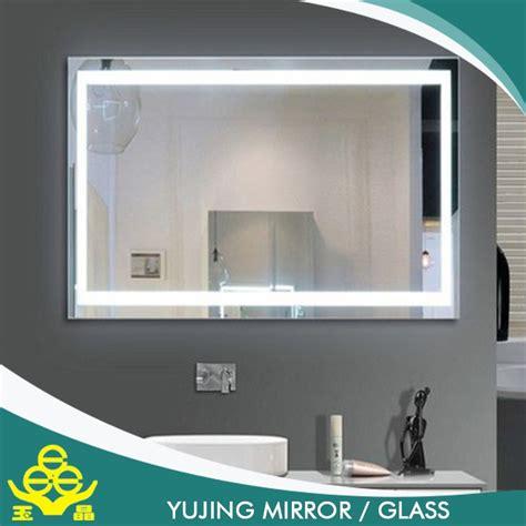 china factory wholesale bathroom silver mirror bathroom
