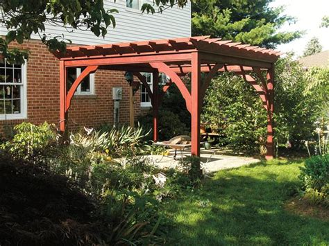 wood deluxe pergolas 187 green acres outdoor living