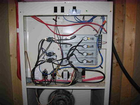 i an 18 kw 240v nortron electric furnace with attached