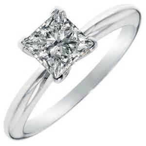 princess cut 2 carat engagement ring 2 carat princess cut engagement ring 4