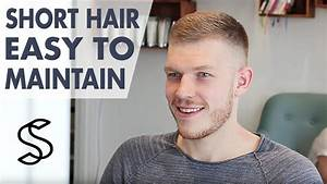 Men's short Hair Inspiration ★ Easy to Maintain Hairsty ...