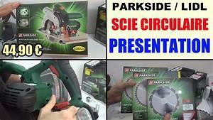 Scie A Onglet Parkside : scie circulaire parkside phks 1350 lidl pr sentation ~ Dailycaller-alerts.com Idées de Décoration