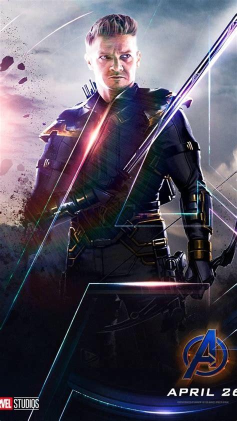 Avengers Endgame Hawkeye Marvel