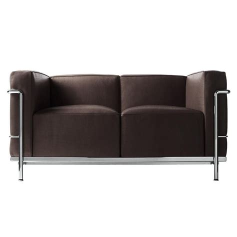 le corbusier lc2 sofa cassina cassina sofas seating
