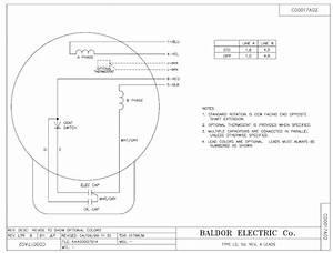 35 Baldor Motor Capacitor Wiring Diagram