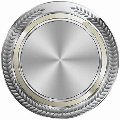Silver Seal Transparent Badge Template Clipart Yopriceville