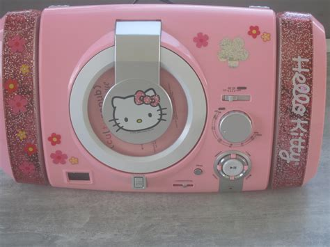 lecteur cd  kitty aukazoo