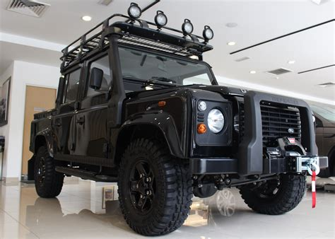 land rover defender 2015 special edition land rover defender limited edition launched kensomuse