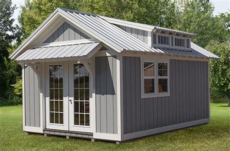Amish Built Storage Sheds Michigan by Mast Mini Barns Amish Built Storage Sheds Barns