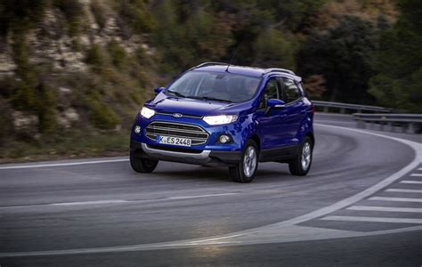 si鑒e auto formula baby ford ecosport crossover globale foto panoramauto