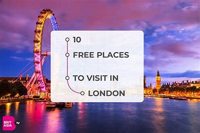 London Places Britasia Bing Sights Touristy Biggest