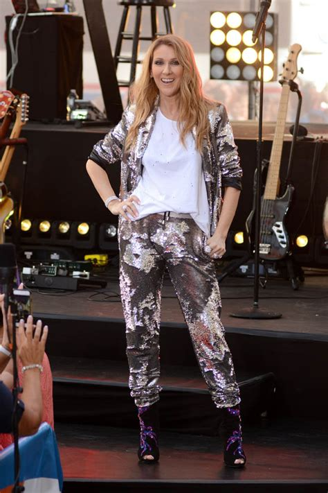 celine dion   today show   tonight show