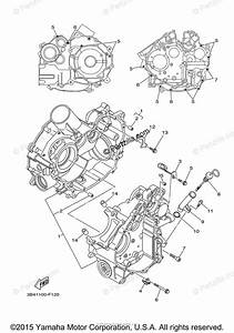 Yamaha Atv 2007 Oem Parts Diagram For Crankcase
