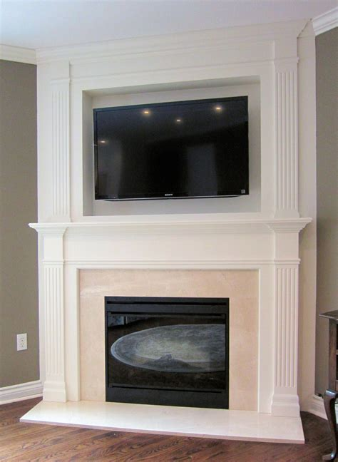fireplace surround ideas fireplace mantels pictures with regard to fireplace facing gas fireplace with mantle visionexchange co