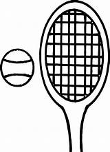 Tennis Coloring Crab Racket Pages Cool Wecoloringpage Sports Drawings Colouring Things Court sketch template