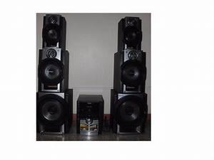 Equipo De Sonido Panasonic Sa-ak960