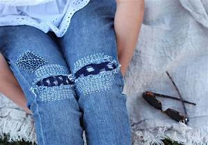Two Way Fix : 10 ways to mend and repair clothes using embroidery ~ Orissabook.com Haus und Dekorationen