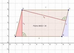Flächeninhalt Parallelogramm Berechnen : lernpfad fl chenberechnung inhaltsverzeichnis ~ Themetempest.com Abrechnung