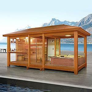 Sauna Für Garten : vertr gt sich ein sauna gang mit dem fasten ~ Markanthonyermac.com Haus und Dekorationen
