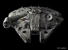 NYCC Exclusive Millennium Falcon Model is the Starship of ...